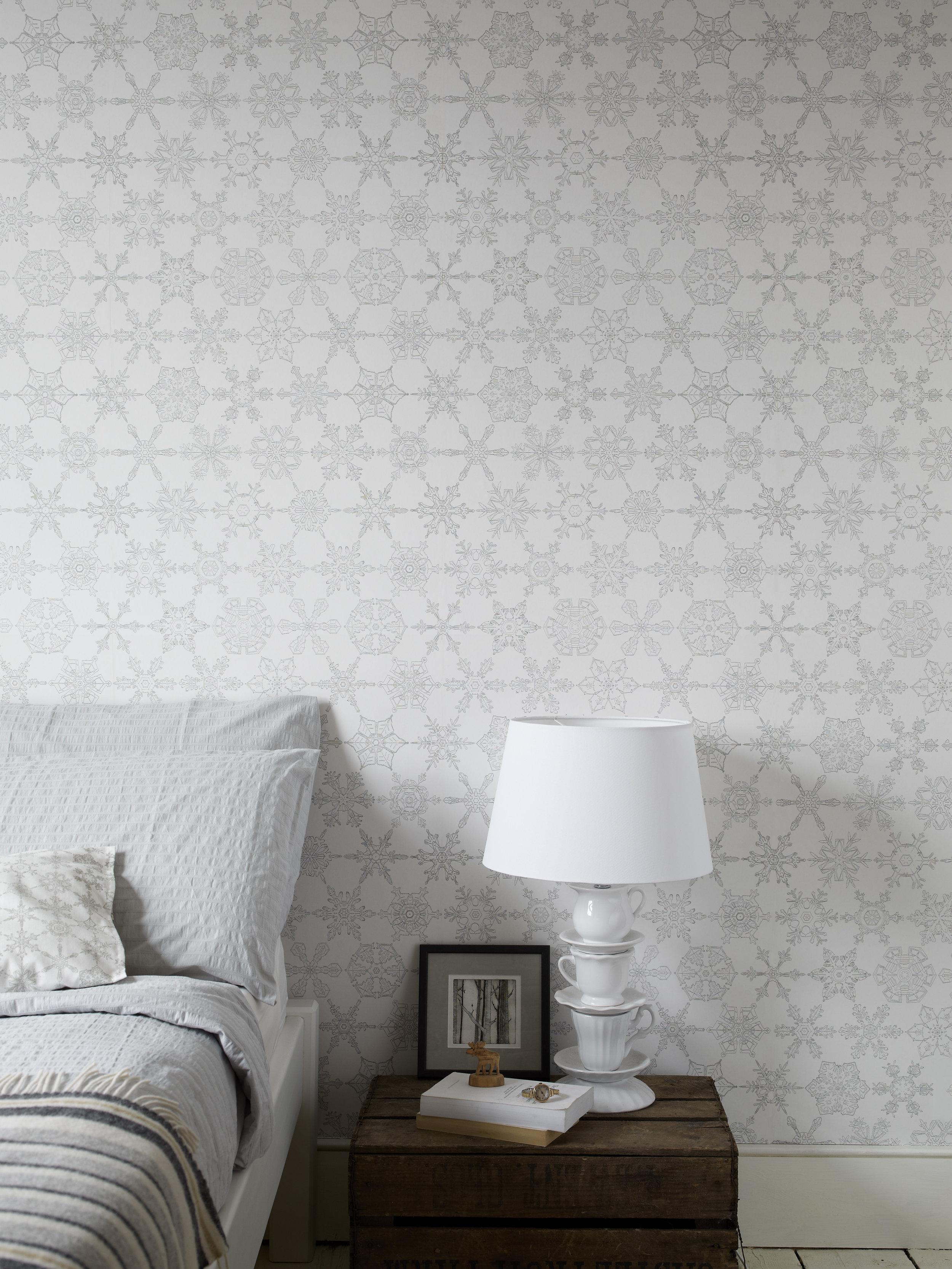 Wilson's Crystals wallpaper