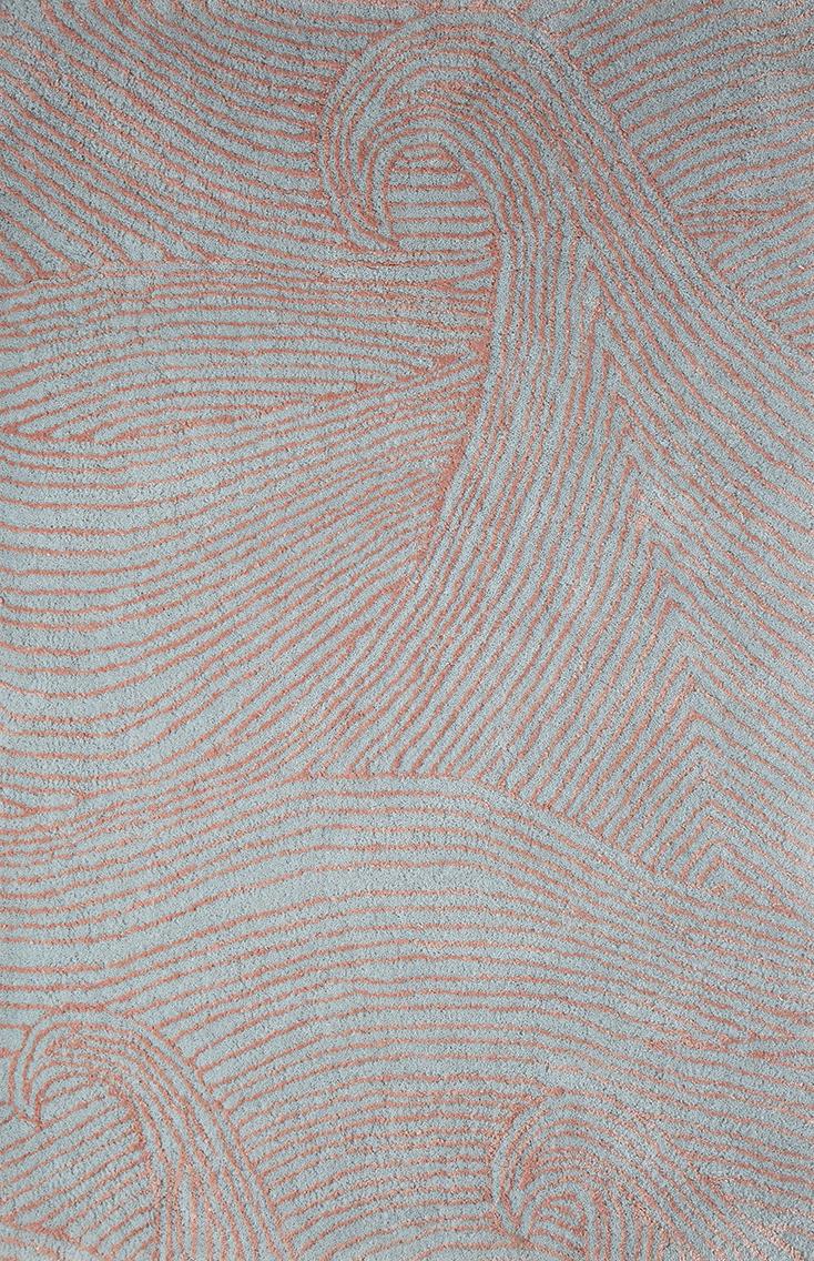 Seascape at Dawn rug