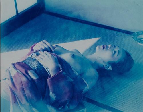 Modèle inconnu | Nobuyoshi Araki [2005]