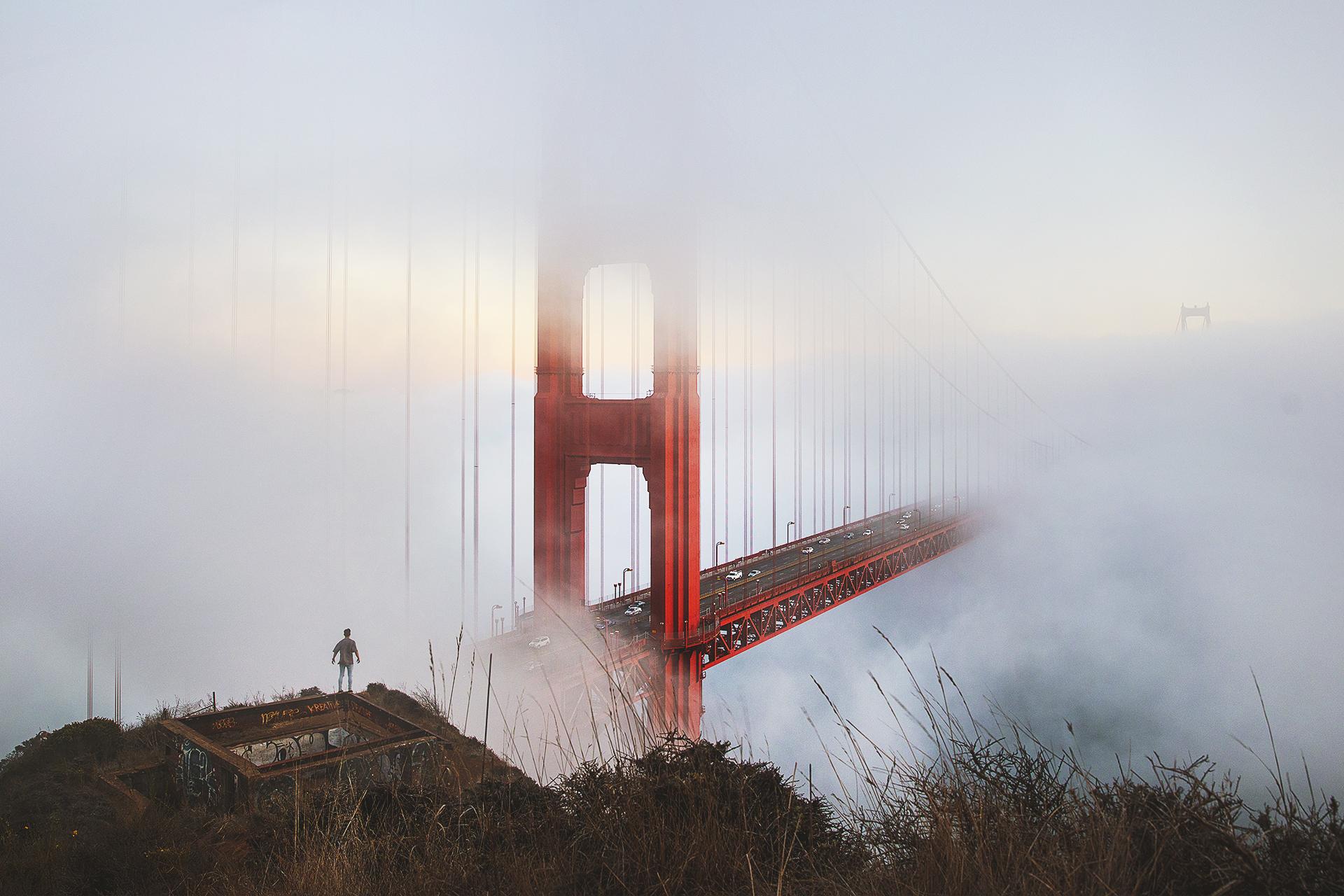 More Than Just Photos 651 - Golden Gate Bridge