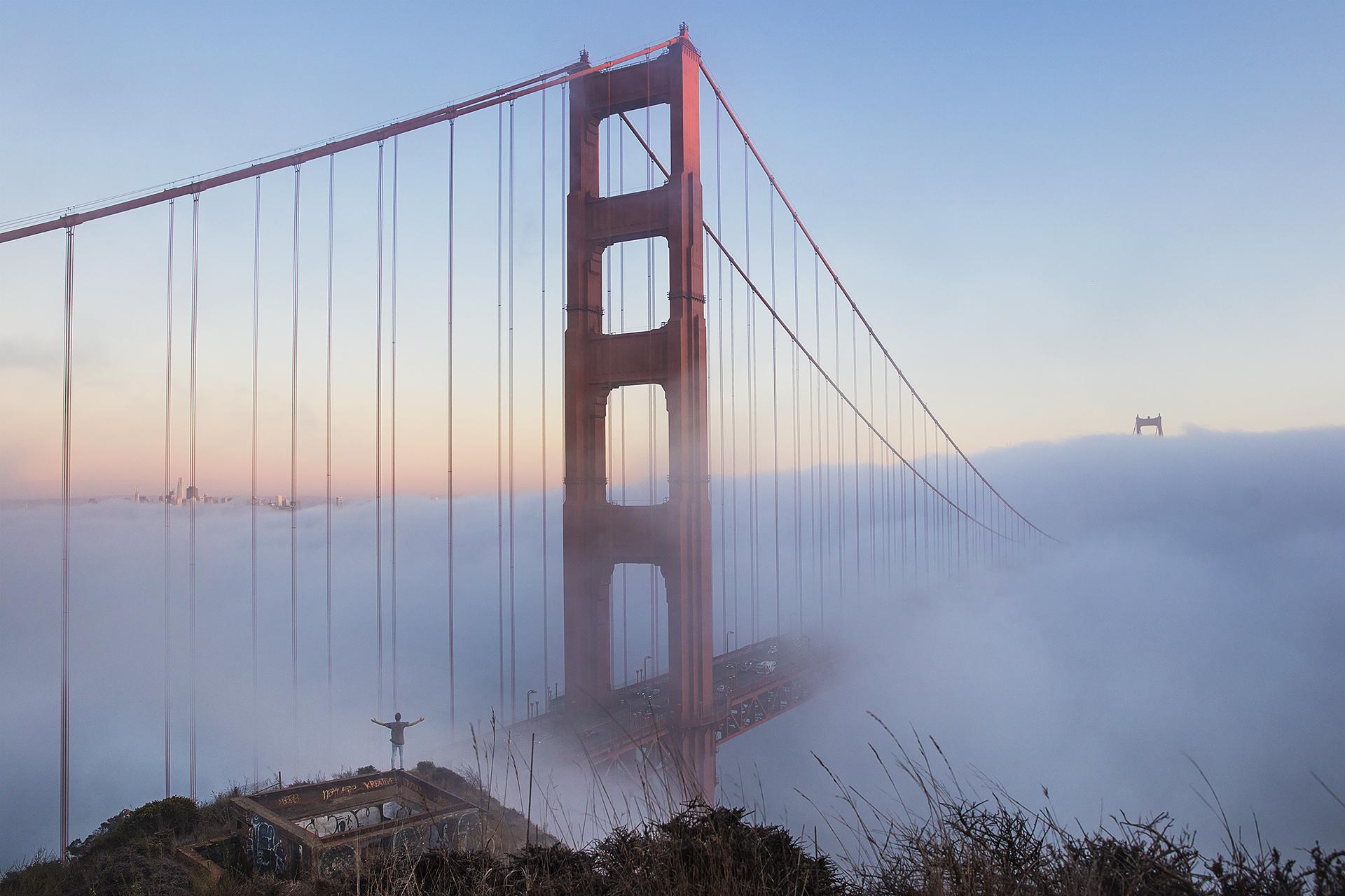 More Than Just Photos 653 - Golden Gate Bridge