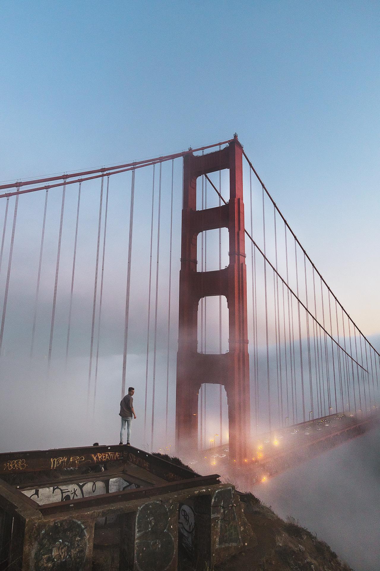 More Than Just Photos 657 - Golden Gate Bridge