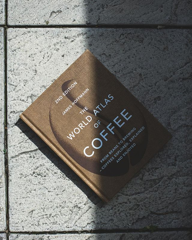 GIVEAWAY 3/3  To be in for a chance at winning this copy of The World Atlas of Coffee 2nd Edition, all you need to do is:  1. Like this post 2. Tag a friend in the comments 3. Follow me and @explorehuper  It's as easy as that. I'll be choosing all the winners tomorrow. Good luck! ☕️