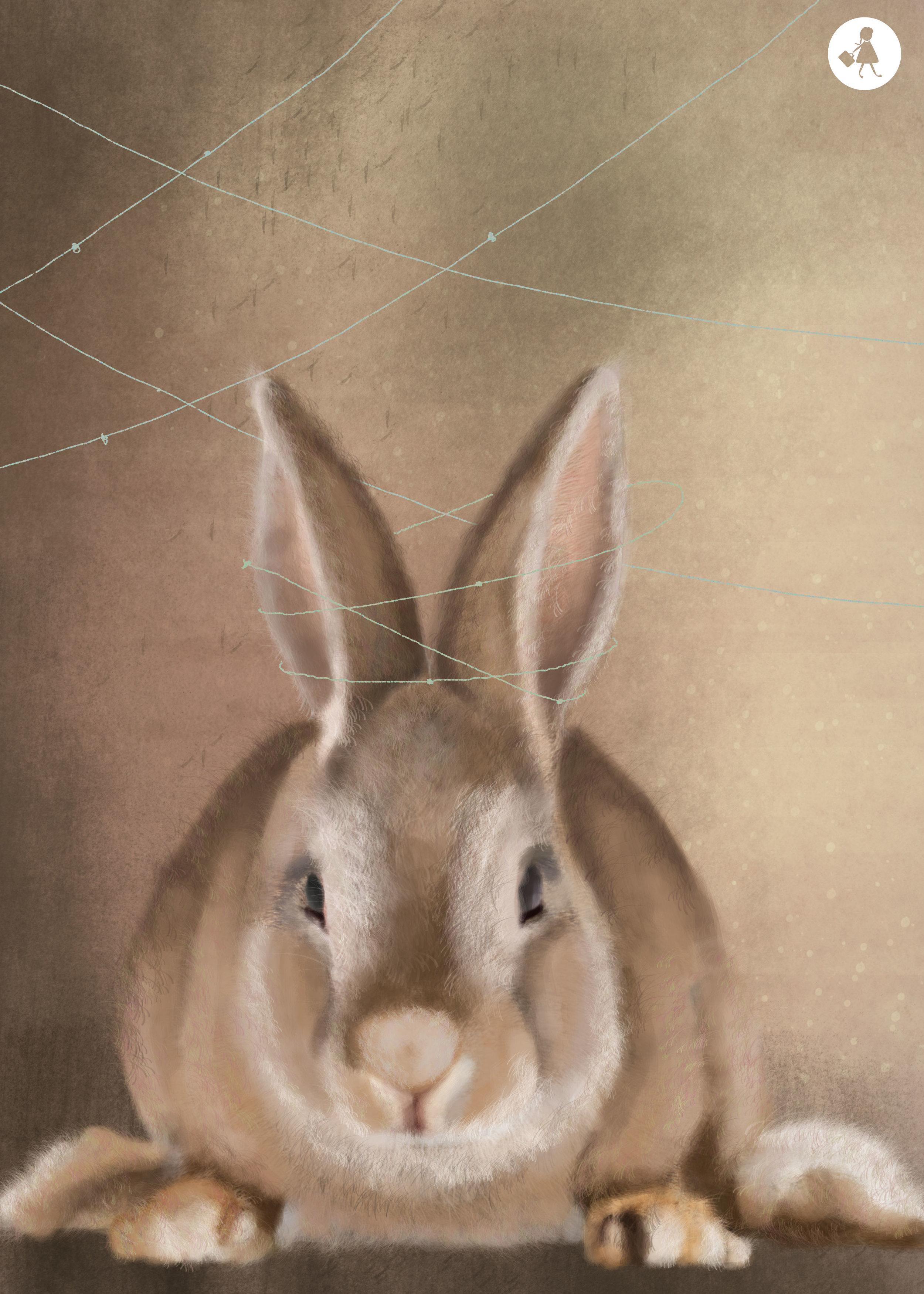 "HASI 80 x 100 cm (max. 3m hight)  Print on ""William Turner"" Hahnemühle"