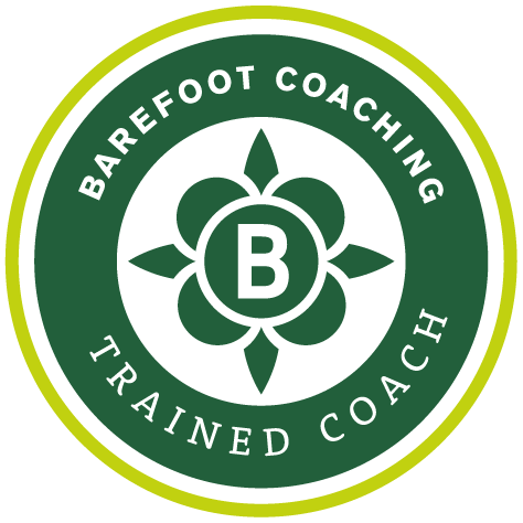 Tracy James is a Barefoot Coaching trained coach