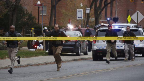 Tragedy in Ohio