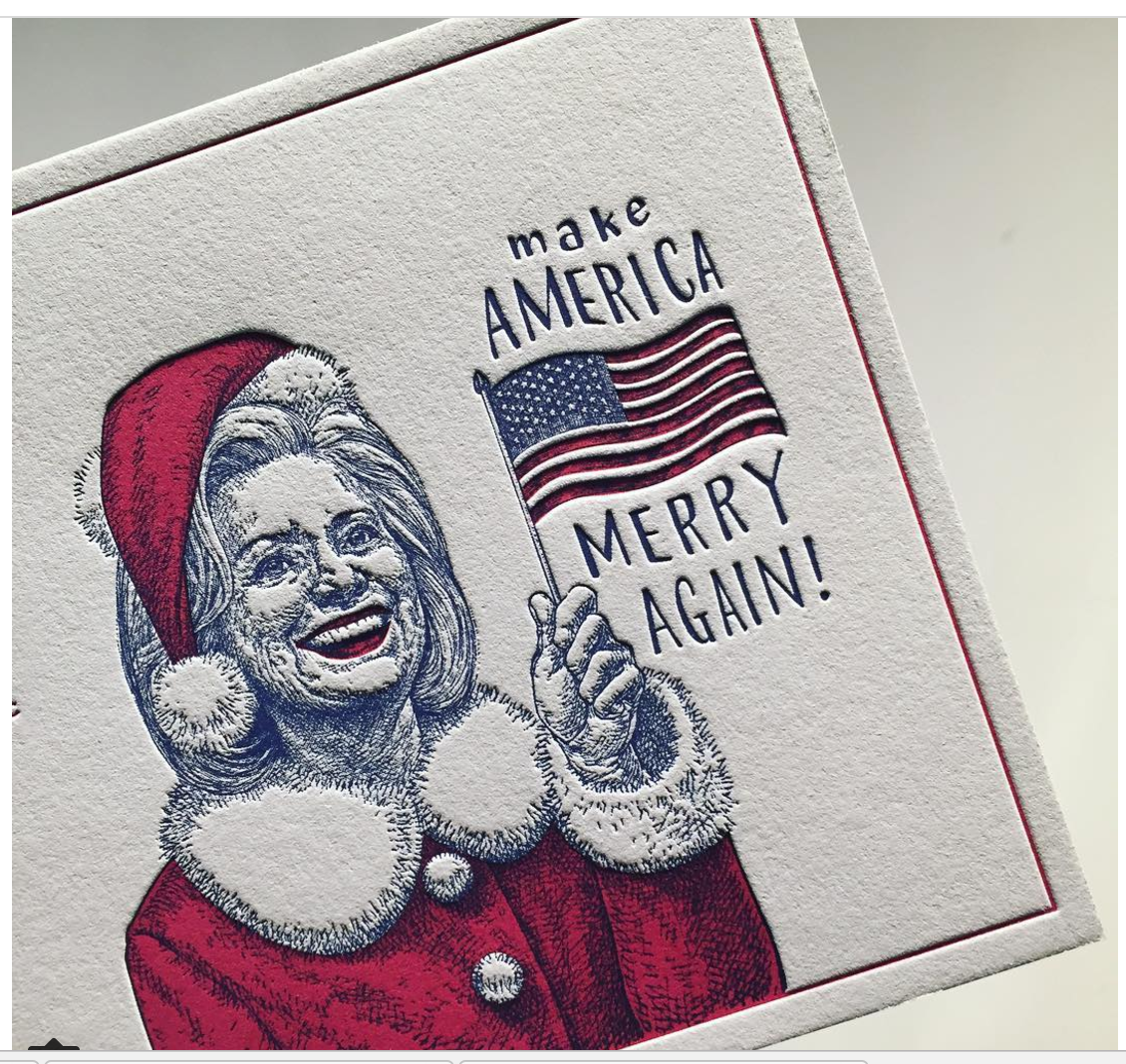 """We are sad to have to cancel our annual silly party. We planned it months ago as a   @hillaryclinton  victory party. I had personally cast the all-male, body-painted American flag tableau.     As Hillary said, """"Let us have faith in each other, let us not grow weary, let us not lose heart, for there are more seasons to come."""" And there will be more parties to come. Just not this year."""