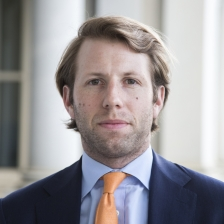 Clay Dumas - like his boss, another enemy of the country bred by Harvard. Time to tax college endowments