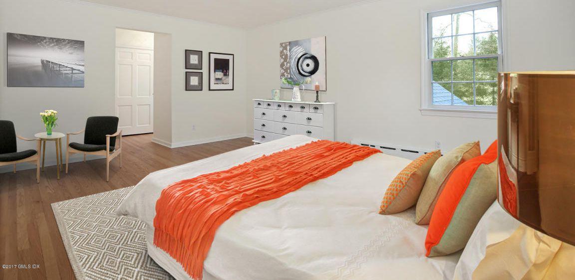 and the orange