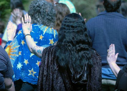 "Northern California: ""Annual Grove of Gaia Fest"""