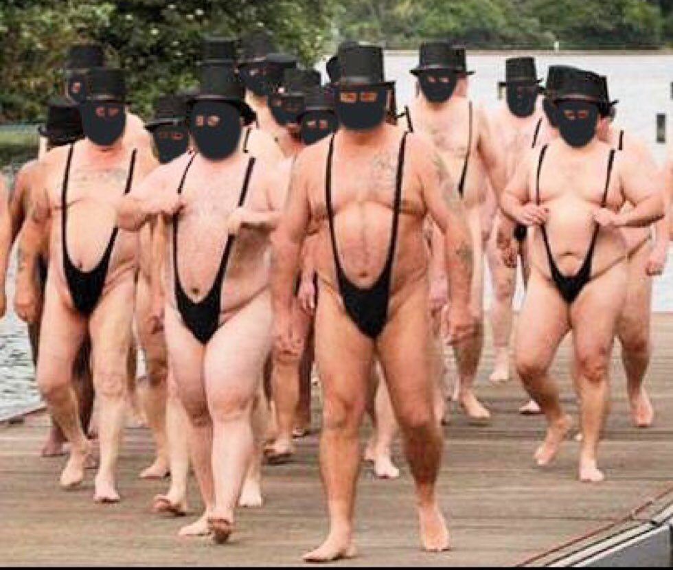 Antifa on the march