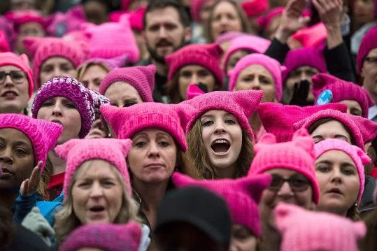 Greenwich Indivisible Pussy Hats are coming for your RTM
