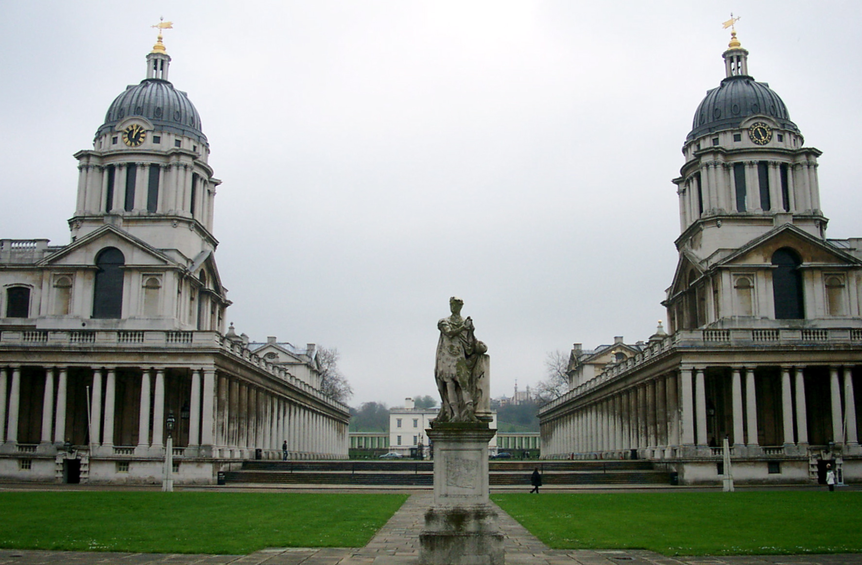 Old royal naval college, greenwich, connecticut