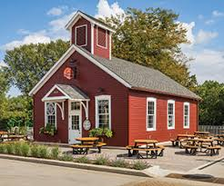 Little Red Schoolhouse; that was then, this is now