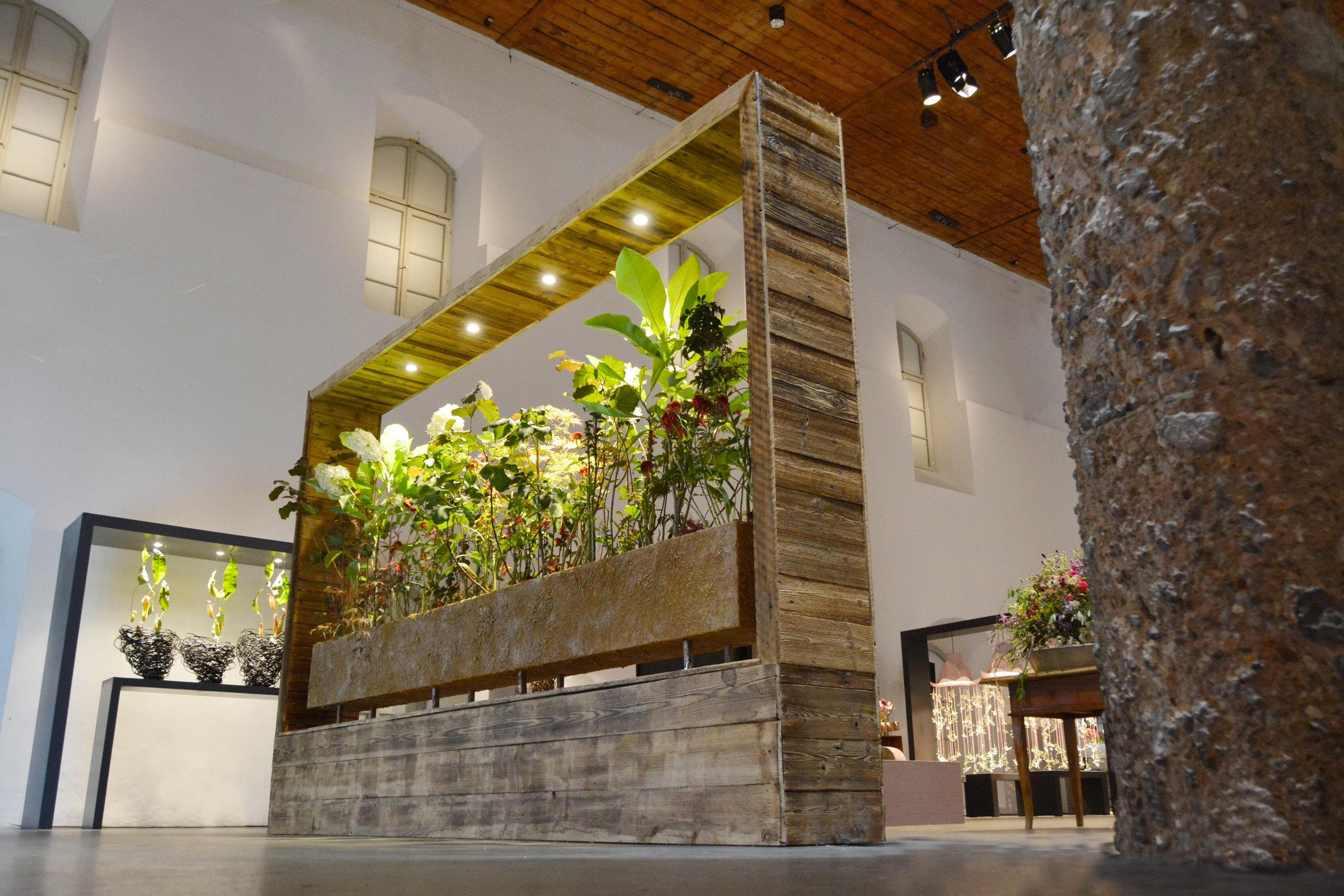 Eine atemberaubende Ausstellung, die grosse Schau der AoF-Meisterstücke in Innsbruck – eines der bedeutenden jährlichen Branchenhighlights - hier trifft sich alles mit Rang und Namen. Ein Bild vor der Eröffnung noch ganz ohne Besucher.