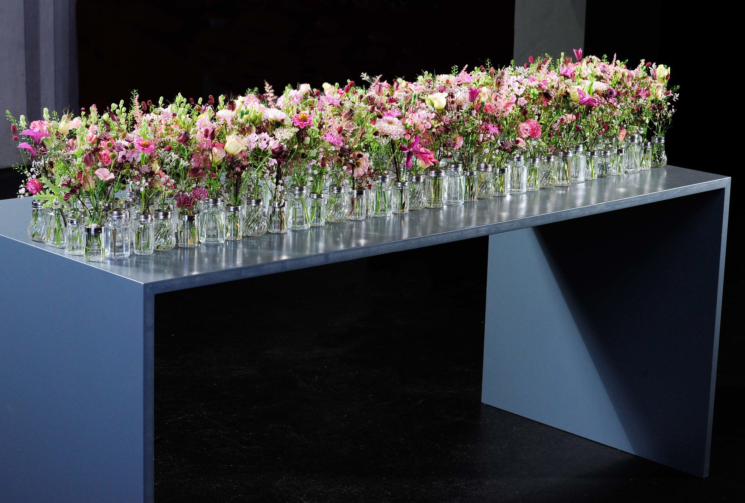 Das Ganze ist mehr als die Summe von Einzelteilen. Diese Erkenntnis liess Bettina Kaufmann floristisch gestalterische Wirklichkeit werden.