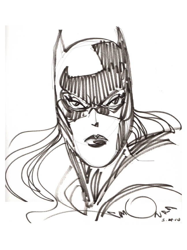 Batgirl by Walter Simonson