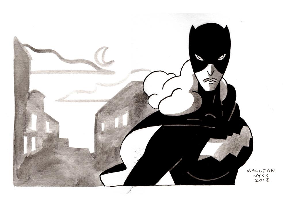 Batgirl by Andrew MacLean