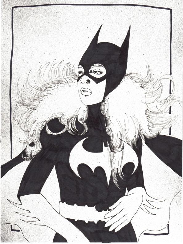 Batgirl by Jason Baroody