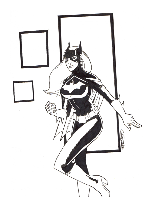 Batgirl by Jason Latour