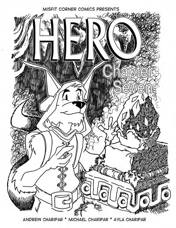 HERo Book Two Chapter Seven Preview