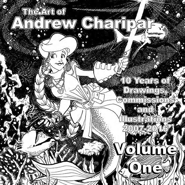 The Art of Andrew Charipar Volume One PDF