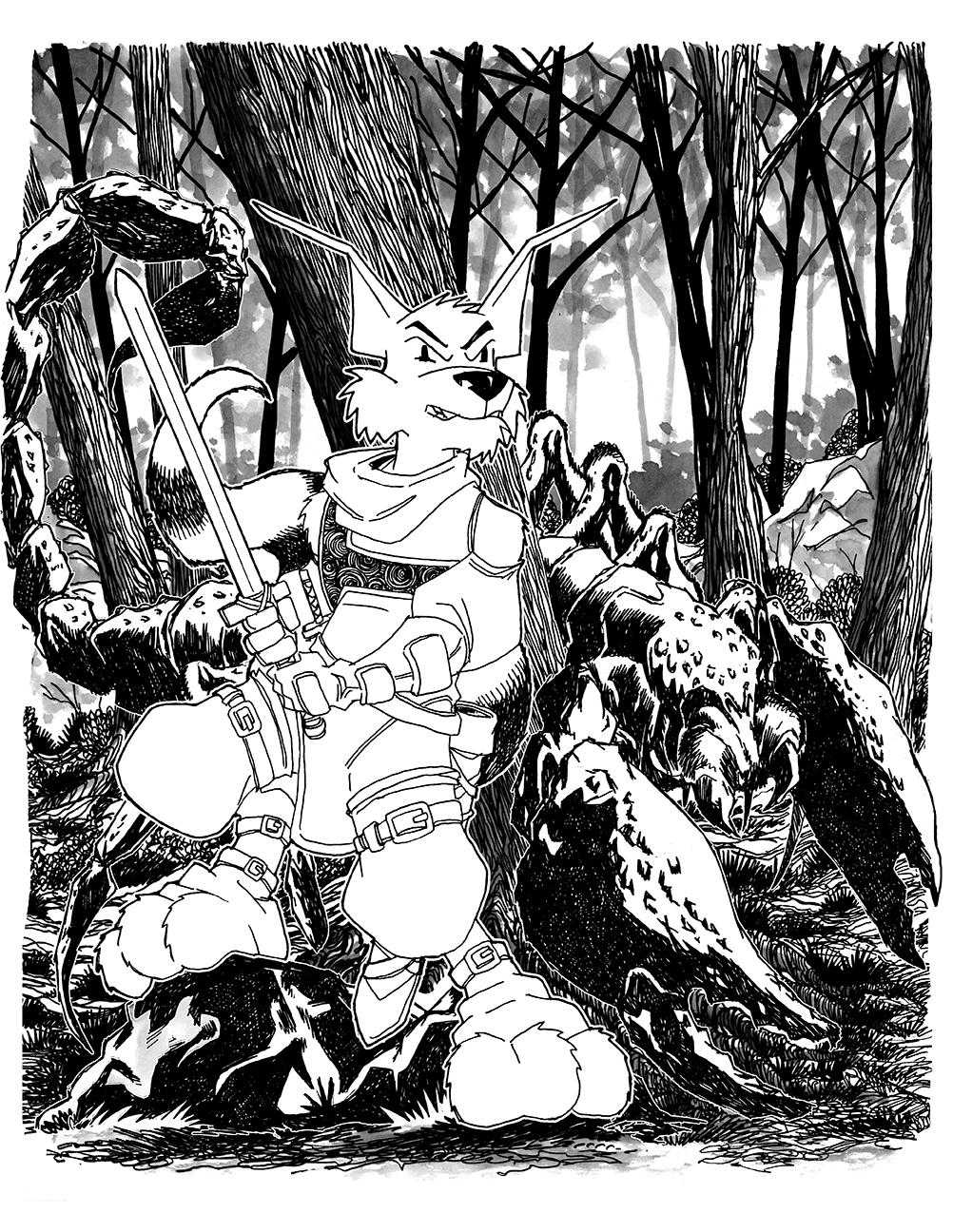 HERO Chapter Thirteen Page 1