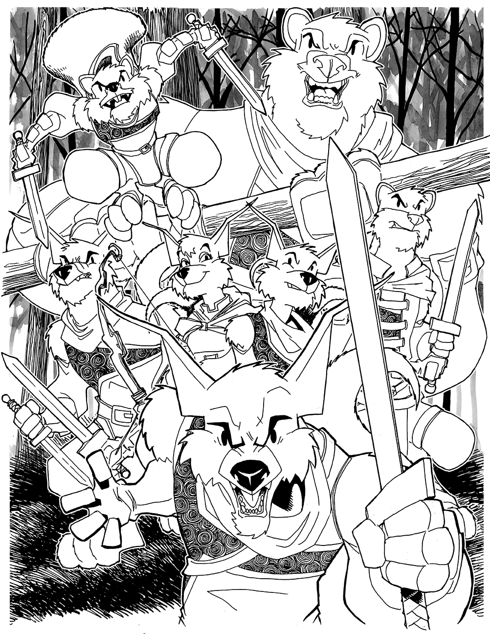 HERO Chapter Thirteen Page 16
