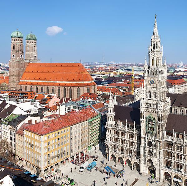 MAR 31-APR 1 - Munich