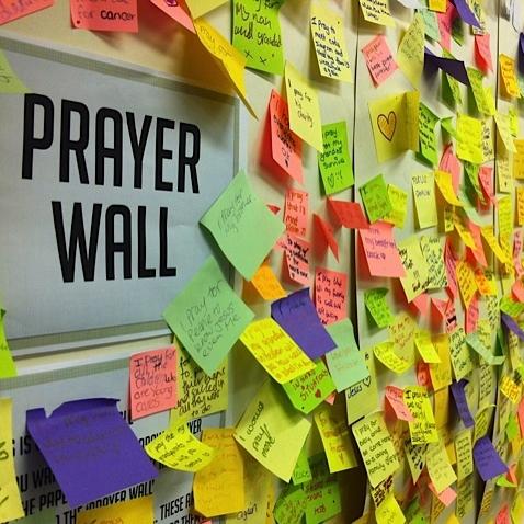 Prayer Spaces