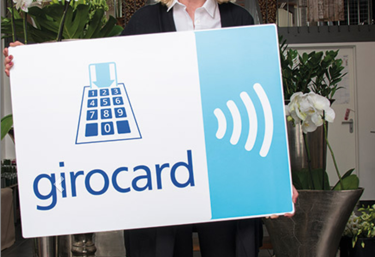 Contactless Payments - for girocard