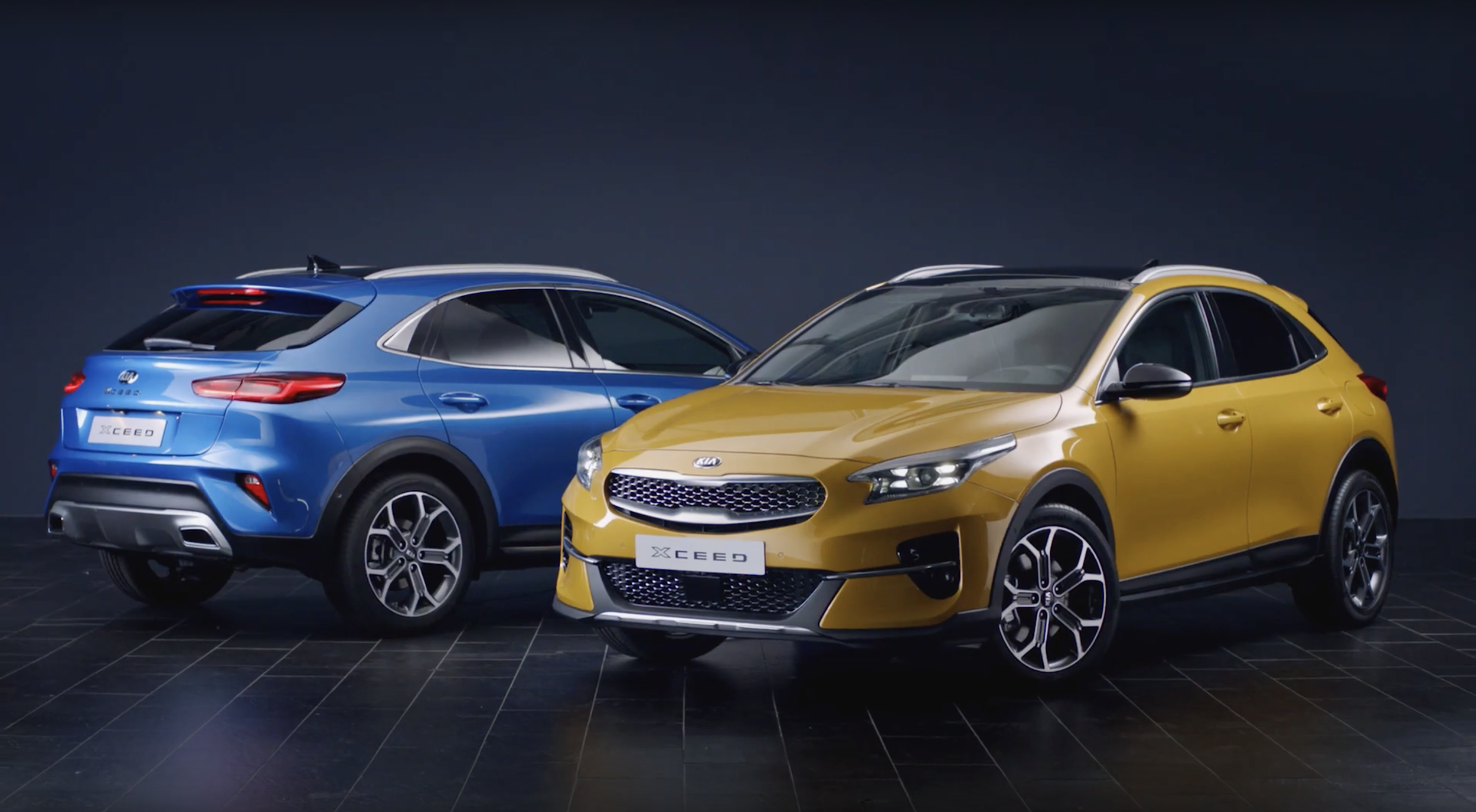 THE Kia XCeedDesign Story -