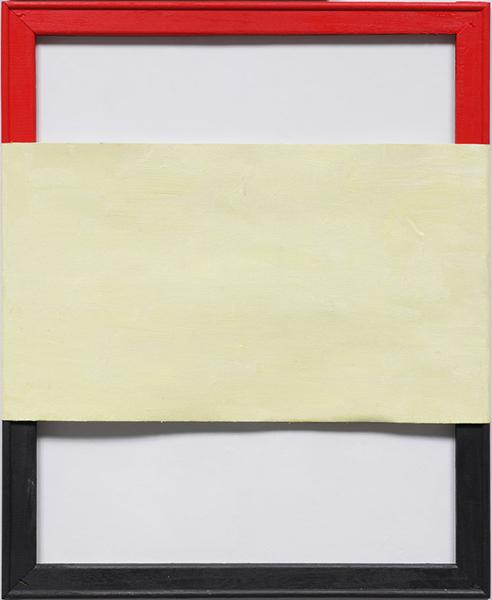 Passage 59 , 2013  oil on canvas  65 x 53 cm