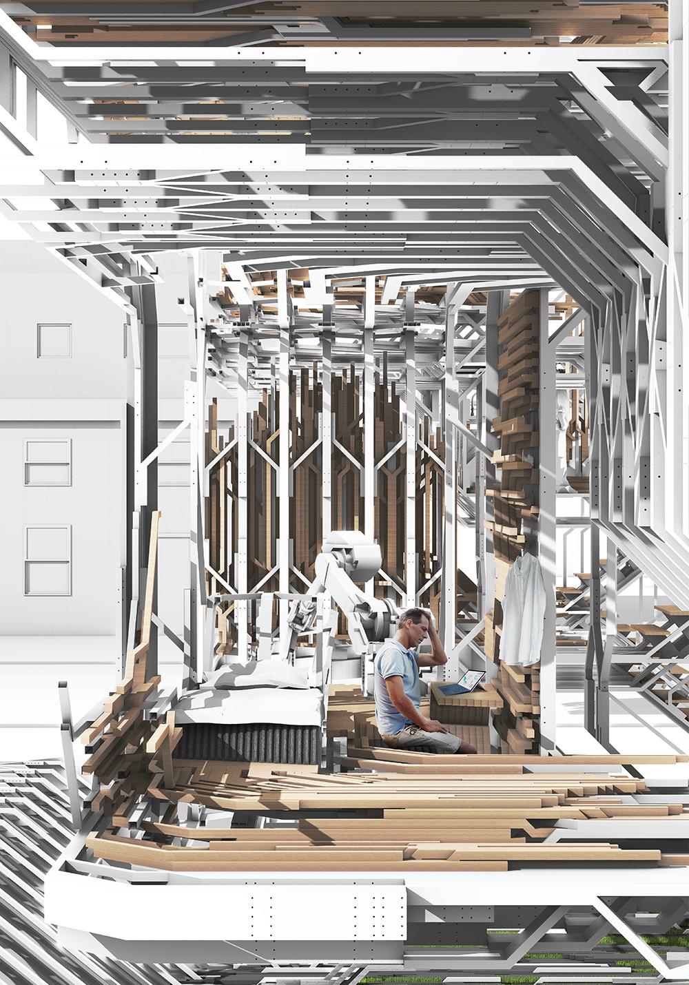 Shogo Suzuki - Digital Metabolism, Year 4