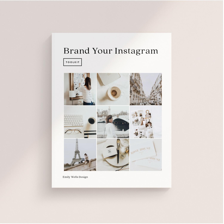 Brand Your Instagram Toolkit | $25
