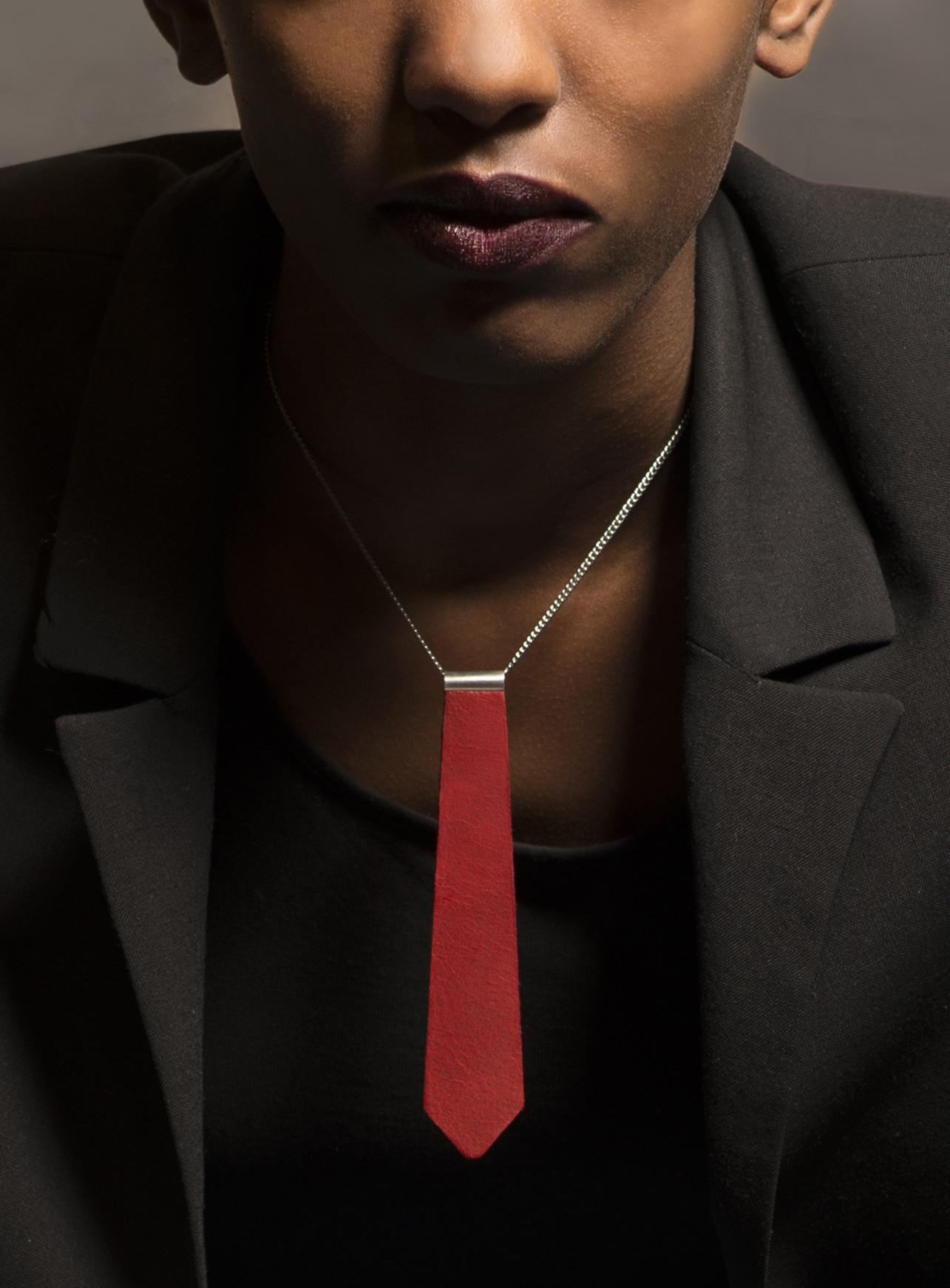 My Tie Necklace