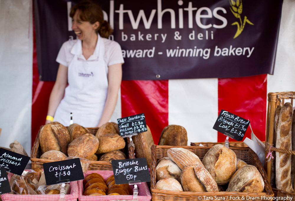 Holtwhites Bakery  Pick up breads and seasonal treats from Enfield's award winning bakery including their Great Taste Award winning Christmas Cakes and mince pies.  h ttp://www.holtwhitesbakery.co.uk/   Photo: Tara Sura/ Fork and Dram