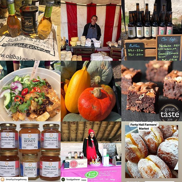 Massive thank you to all our fabulous traders who helped to make this months market so  incredible. Here are just a few. @fortyhallfarm @foodgatherer #farmtofork #eatlocalgrown