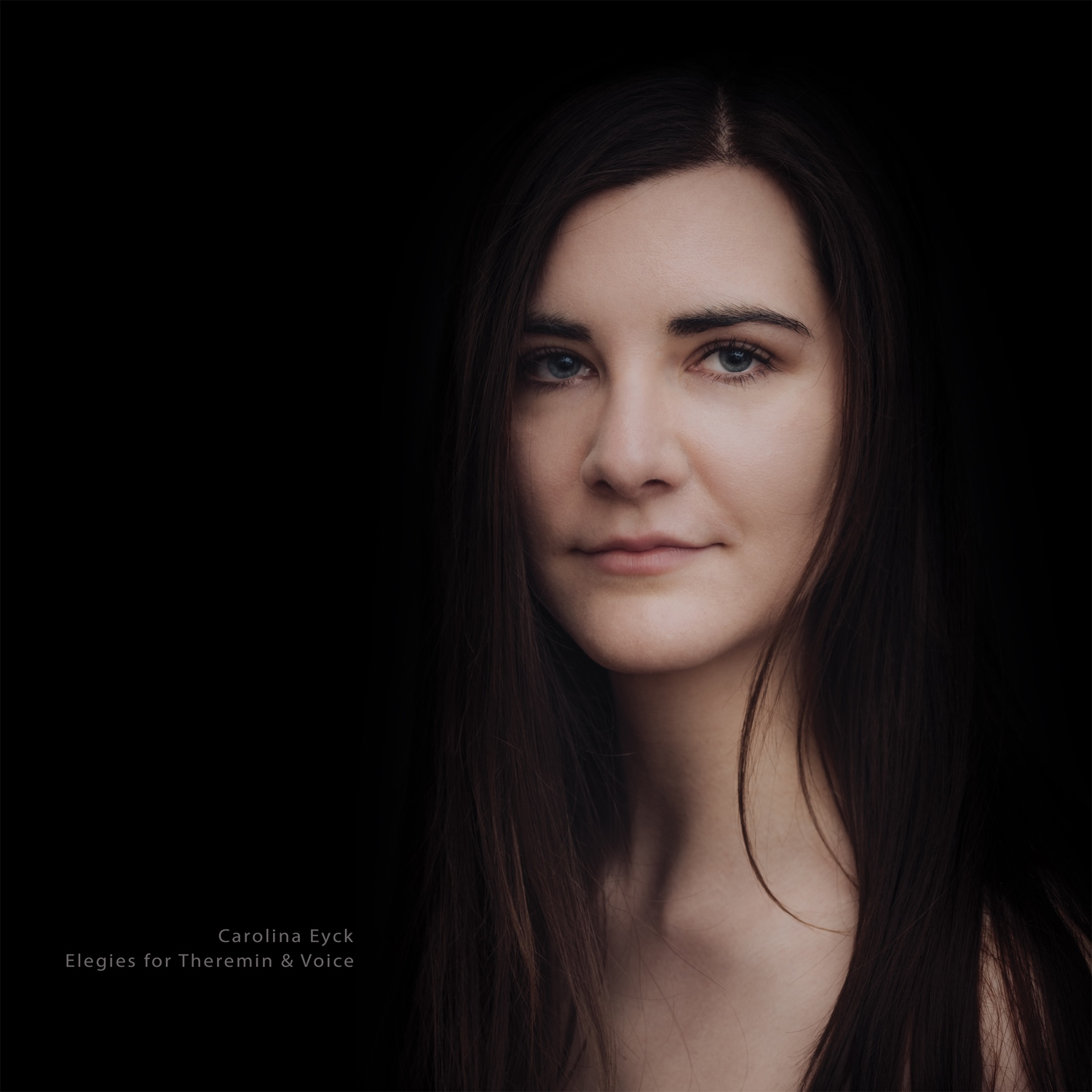 Carolina Eyck - Elegies for Theremin & Voice - Album cover