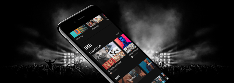 VIBBIDI music video streaming