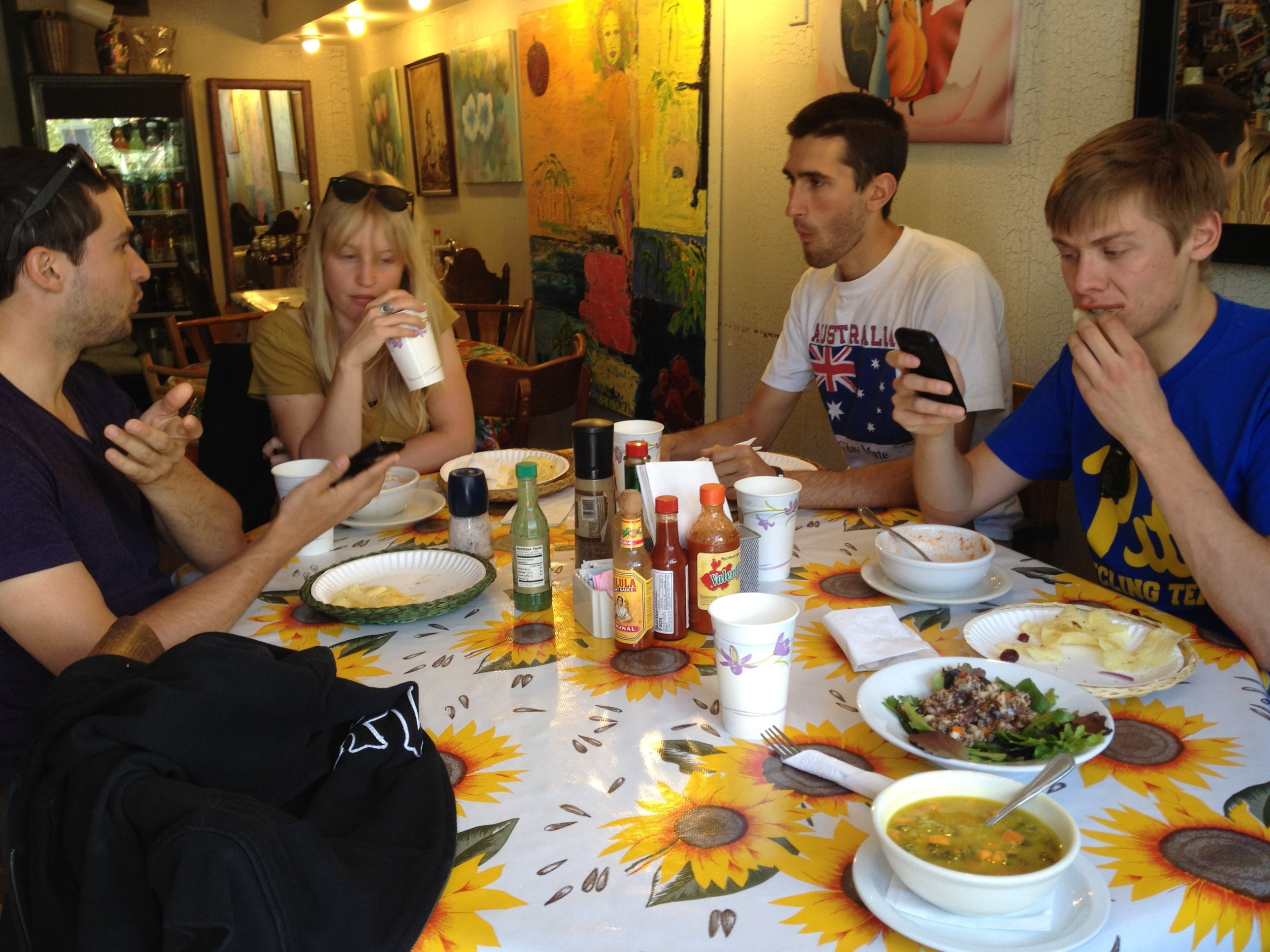 Post-Ride meals are an important part of training and racing, but can totally derail your efforts to lean out, IF you are not careful!