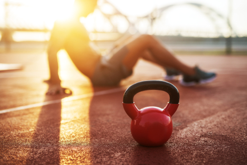 Are Morning Workout Best? Photo: Shutterstock