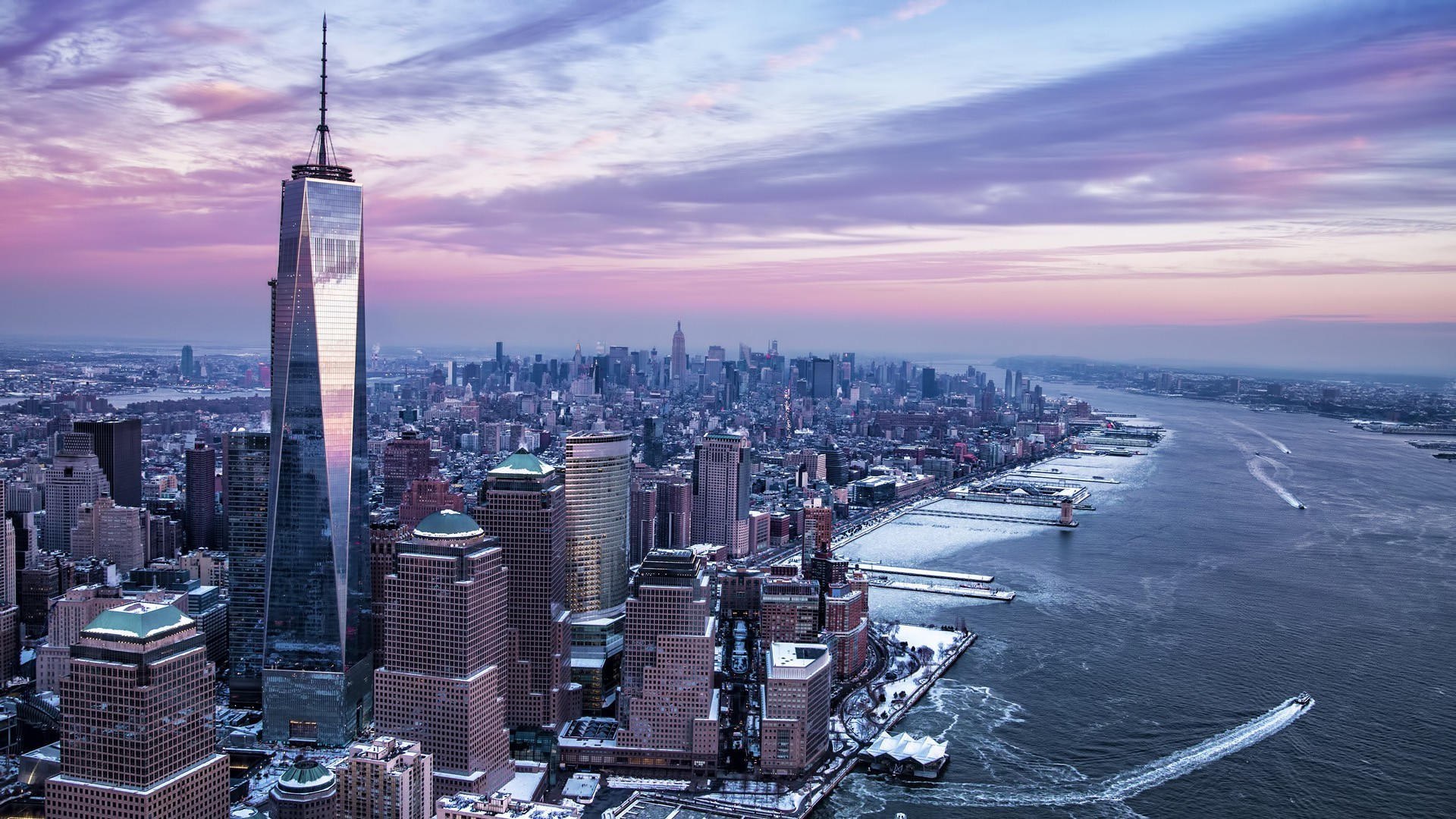 251837-New_York_City-city-USA-Freedom_Tower-Manhattan-Hudson_River-winter-river-One_World_Trade_Center.jpg