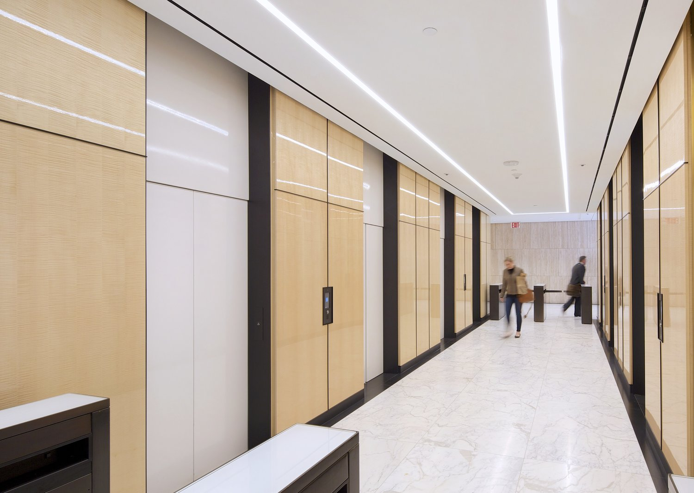 90 Park Avenue | Custom Entrances & Doors Over an Existing Subframe