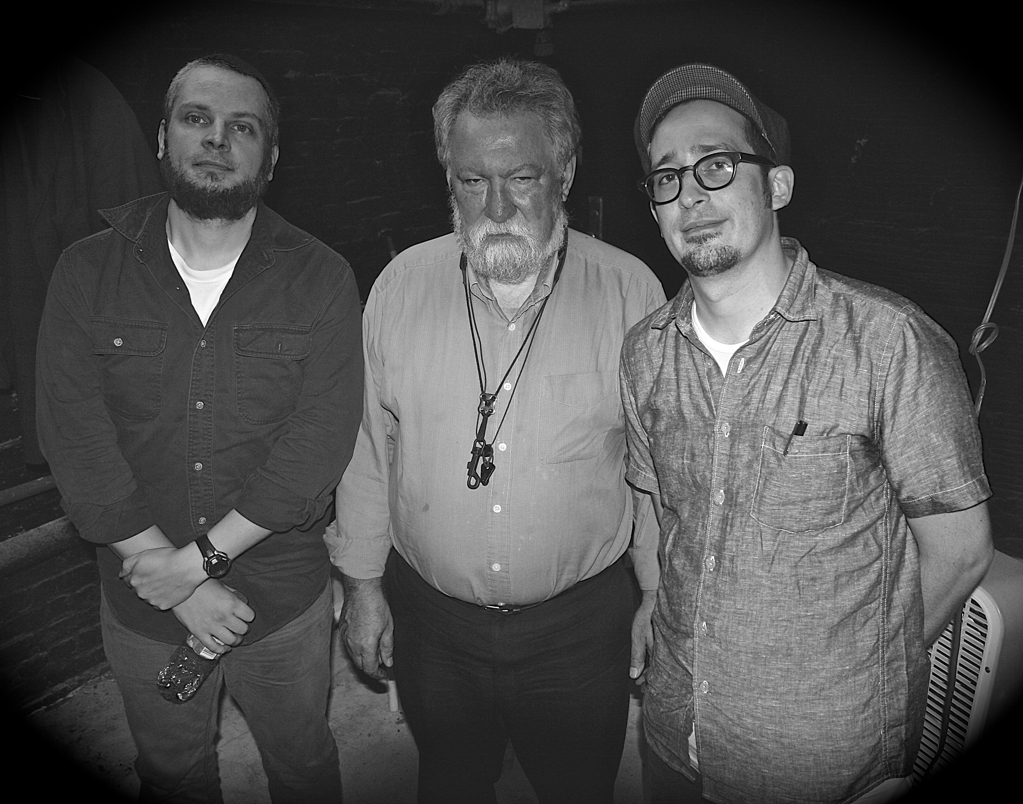 nate wooley & evan parker, photo by anjie cho, 2013
