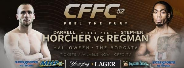 CFFC 52 - Horcher vs Regman