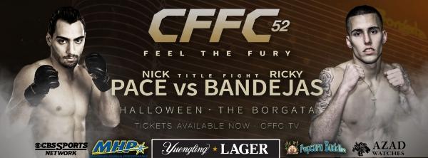 Nick Pace vs Ricky Bandejas