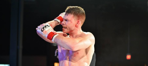 Paul Felder at CFFC 33