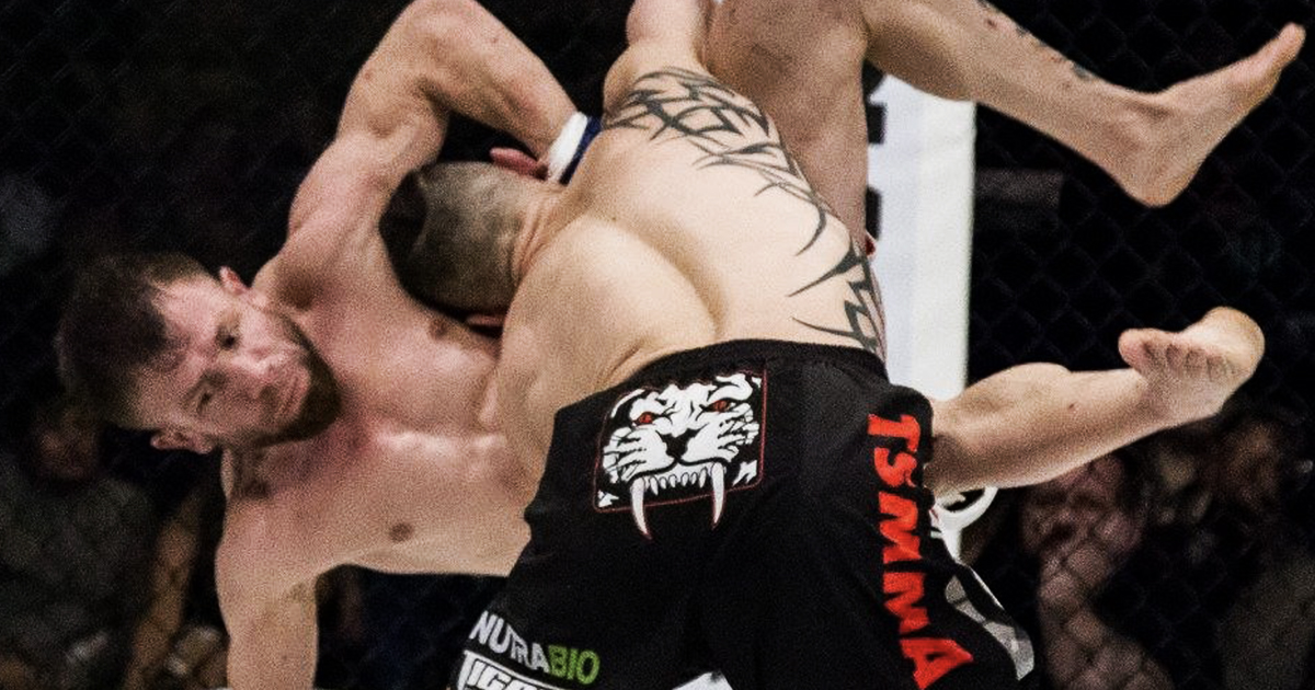 Submission of the Year - Nick Pace vs Ahmet Kayretli // CFFC 63The energy inside the Borgata Event Center was electric on February 18th. Many of the fans who contributed to that energy were in the building to see Nick