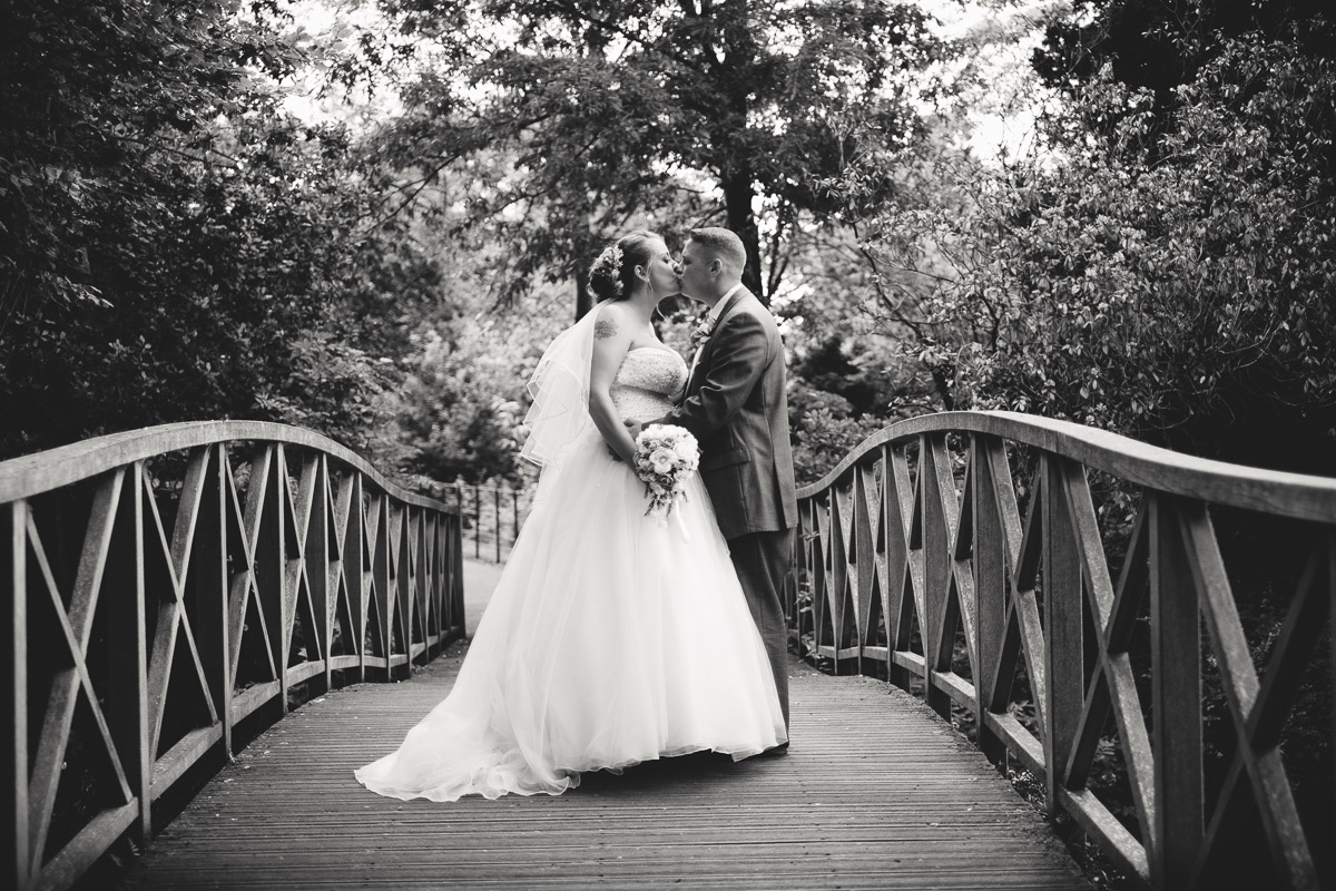 The first photo at Birkenhead Park, at which point I could see just how good the newlyweds 'were' together.